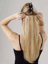 Human ‪#‎hairextensions‬ at shop sale in USA look more natural due to a natural hairline. http://goo.gl/zt4wsG
