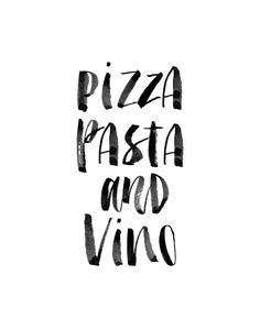 Pizza Pasta and Vino