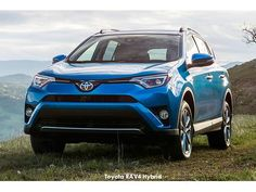 Start spreading the news: Be a part of it in the new Toyota RAV4! Click image for more!!!