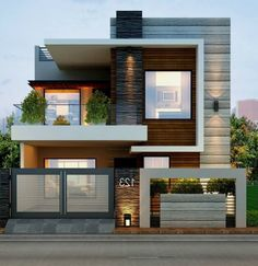 Modern house ideas modern house ideas designs and photos design best houses on small modern house ideas minecraft modern house interior ideas 2 Storey House Design, Bungalow House Design, House Front Design, Small House Design, Modern Exterior House Designs, Latest House Designs, Modern House Design, Modern Bungalow Exterior, Big Modern Houses