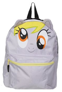 My Little Pony Rainbow Dash Derpy Reversible Backpack