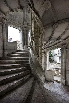 Château de Blois / Loire Valley, France.