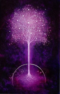 Bring in the Energy of Father God through the crown chakra and ground it into the very heart of Mother Earth.