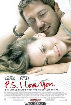 The best love movie ever!!   P.s. I Love You  (2008) English Sub -
