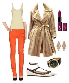 """""""Untitled #41"""" by edlundhallie on Polyvore featuring Replay, Just For You, Christian Dior, Valentino and Irene Neuwirth"""