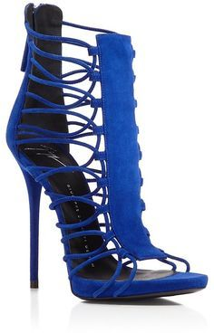Giuseppe Zanotti Coline Strappy High Heel Sandals