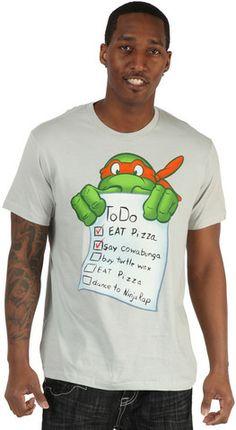 TMNT Michelangelo Shirt