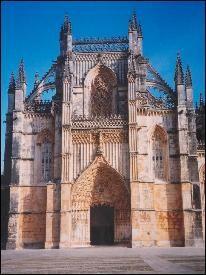 Batalha Monastery, A gothic masterpiece
