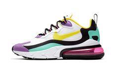 Nike Air Max 270 React Bauhaus Grailify Sneaker Releases