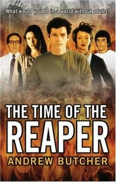 book cover of   The Time of the Reaper