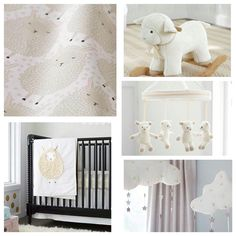 Sheep themed gender neutral nursery                                                                                                                                                      More                                                                                                                                                                                 More