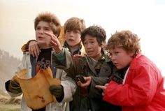 Here's a hot summer vacation idea: Drop everything right now and take a pilgrimage to the Goon Docks.  Fans from around the world — up to 15,000 of them — will be flocking to the small seaside town of Astoria, Oregon this week to celebrate the 30th anniversary of the classic 1985 kids' flick The Goonies