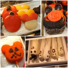 Halloween Treats at Disney Parks - The Candy Cauldron. This one and Goofy's Candy Kitchen are two of my faves in the downtown.