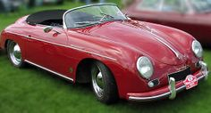 56' Porsche Roadster