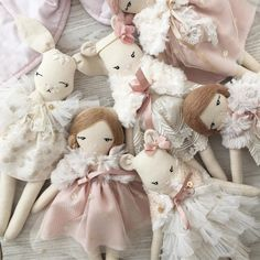 165 Likes, 12 Comments - Plush Dolls, Doll Toys, Baby Dolls, Handmade Toys, Handmade Crafts, Best Baby Doll, Fabric Toys, Fabric Scraps, Sewing Dolls