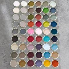 nuancier peinture 54 couleurs paint color chart - Nuancier Crazy Color