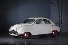 1953 Saab 92 B De Luxe berline