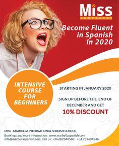 Miss Languages School Marbella social media marketing agency in Marbella- if you want to look great give us a call. #socialmediamarketing  #socialmedia #videoediting  #onlinemarketing #instagram #marketingdigital