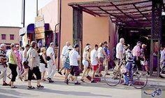 ثلاثة ملايين سائح زاروا المغرب بين كانون الثاني ونيسان عام 2017: أعلن مرصد السياحة أن ثلاثة ملايين سائح زاروا المغرب بين يناير/كانون الثاني…