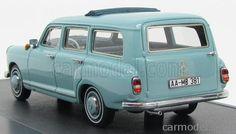 MATRIX SCALE MODELS MX11302-181 Scale 1/43  MERCEDES BENZ BINZ W120 180B KOMBI 1960 GREEN