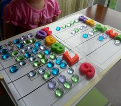 Rockabye Butterfly: Letter and Number Review Activities!