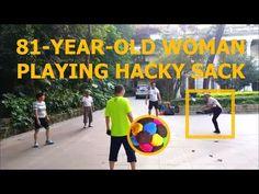 Footbag Hackysack  in China