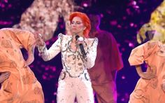 Grammy Awards 2016: Lady Gaga steals show with incredible Bowie...: Grammy Awards 2016: Lady Gaga steals show… #ThinkingOutLoud #EdSheeran