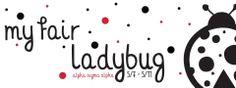 #coverphoto for our fundraiser My Fair Ladybug  # ASA #ladybugs #fundraiser