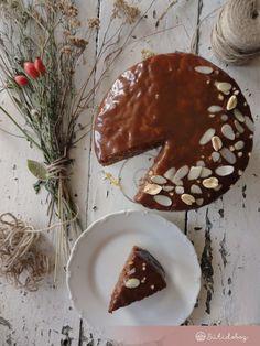 Répatorta sós karamellel | Sütidoboz.hu Panna Cotta, Cookies, Cake, Ethnic Recipes, Food, Caramel, Crack Crackers, Dulce De Leche, Biscuits
