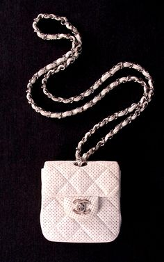 CHANEL SHOULDER BAG ~ quintessial CHANEL purses-  like everwhere!