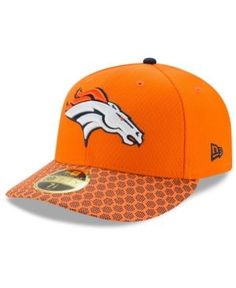 36d19b6ae DENVER BRONCOS NFL NIKE GOLD SERIES SNAP BACK FLAT BILL DRI-FIT HAT - SIZE   OSFA