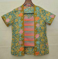 Batik Blouse.