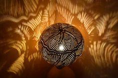 Lampe 'Rêve de Papyrus' lampe d'ambiance
