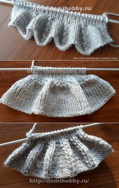 34 Ideas For Crochet Patterns Tutorial Mom Baby Knitting Patterns, Knitting Stiches, Knitting Blogs, Knitting For Kids, Knitting Projects, Crochet Patterns, Knitting Needles, Knit Edge, Knit Baby Dress