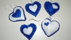 Blue harts