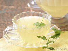Superaromatischer Fatburner ohne Kalorien: Sanddorn-Ingwer-Tee  - smarter - mit Zitronengras. Kalorien: 0 Kcal | Zeit: 15 min. Sanddorn ist sea buckthorne
