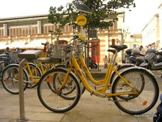 France - La Rochelle - Yélo (300 bikes)