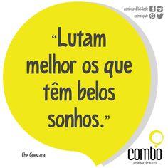 COMBO PENSAMENTOS... Bom sonhos! http://www.combopublicidade.com.br/