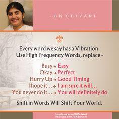 61 Best B k shivani images in 2019   Om shanti om, Bk