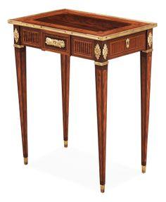 Lady's work table, Georg Haupt (master 1770-1784), Stockholm, Sweden
