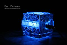 Must. Have. --Jedi Holocron (functional artwork holds up to 16 GB of data)