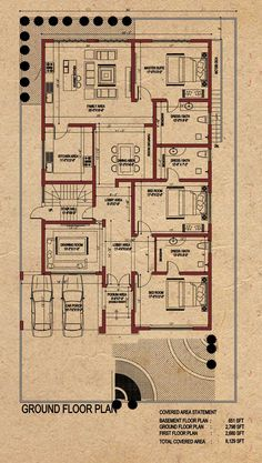 Design Discover New house plans with basement bungalows layout Ideas 10 Marla House Plan Simple House Plans Best House Plans Dream House Plans House Plans One Story House Floor Plans Basement House Plans Duplex House Plans House Layout Plans Free House Plans, Simple House Plans, House Plans One Story, Family House Plans, Best House Plans, Story House, Classic House Design, Duplex House Plans, Bungalow House Design