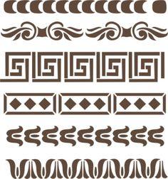 Stencil wall painting template with watercolor painting of leaves stencil page 2 walls stencils 4 designs stencils template diyStencil Furniture Borders 3 Walls Stencils PlasterPlaster … Stencil Decor, Stencil Painting On Walls, Star Stencil, Wall Stenciling, Craft Stencils, Stencil Art, Stencil Patterns, Stencil Designs, Bordado Jacobean