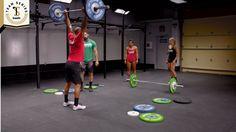 CrossFit Team Series 2015: Event 2 Demo