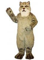 Mascot costume #546-Z Lynx