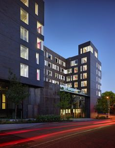 Gallery of West Campus Student Housing / Mahlum - 3