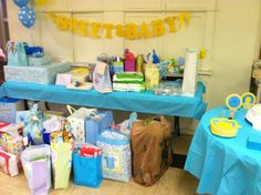 Gift table!