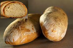 """""""Ca savio"""" bread / Pane Ca' savio. chleb z semoliną"""