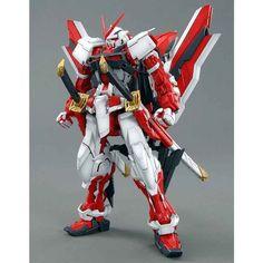 Gundam Seed Astray MASTER GRADE : MBF-P02KAI Gundam Astray Red Frame KAI