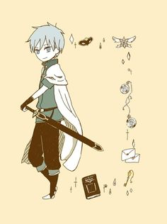 Красноволосая Белоснежка *^*)/ - аниме картинки, аниме арты